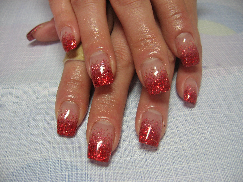 Фото растяжка на ногтях гелевых